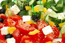 Free Salad Royalty Free Stock Photography - 6240567