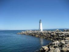 Free Lighthouse Peninsula Royalty Free Stock Image - 6240936