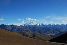 Free Sonw Mountain Stock Photos - 6241353
