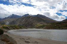 Free Tibet Landscape Stock Images - 6241384