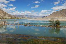 Free Tibet Landscape Royalty Free Stock Photo - 6241385