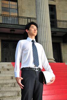Young Asian Engineer 2 Stock Photos