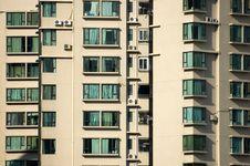Free Modern Residential Buildings In Shanghai Stock Images - 6241574