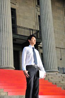 Young Asian Engineer 3 Stock Photos