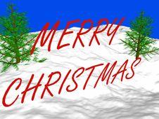 Free Christmas Greeting Card Stock Photo - 6241610