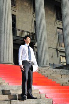 Young Asian Engineer 5 Stock Photos