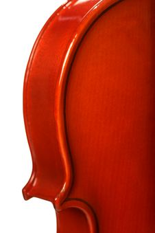 Free Fragment Of Violin Stock Image - 6242201
