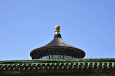 Chinese Ancient Building Stock Photo