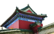 Free Chinese Ancient Building Royalty Free Stock Images - 6244309