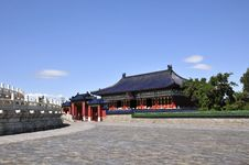Chinese Ancient Building Royalty Free Stock Photos