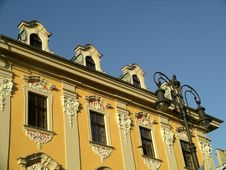 Free Cracow Old Town Royalty Free Stock Images - 6244819