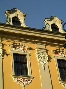 Free Cracow Old Town Stock Image - 6244861