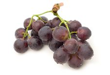 Free Fresh Red Grape Stock Photos - 6245123
