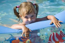 Free Little Swimmer Stock Photos - 6245233