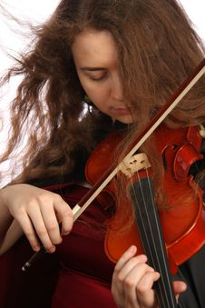 Free Violinist Royalty Free Stock Images - 6245679