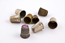 Free Thimbles Stock Photos - 6246273