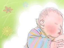 Free Newborn Sleeping Royalty Free Stock Photo - 6246575