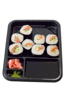 Free Sushi Stock Photo - 6246650
