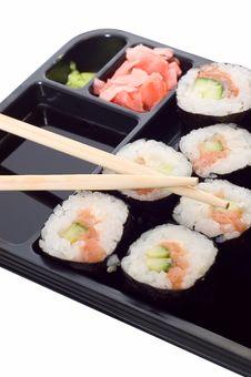 Free Sushi Royalty Free Stock Images - 6246989