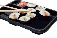 Free Sushi Royalty Free Stock Photography - 6247037