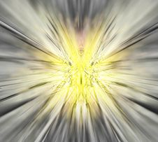 Free Yellow Vortex Stock Photography - 6248052