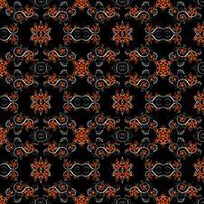 Free Dark Grandma Pattern Stock Image - 6248541