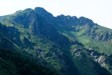 Free Caucasus Mountains Stock Image - 6248611