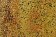 Free Rusty Wall  Texture Stock Photo - 6249270