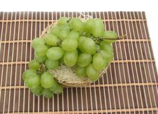 Free Grapes In A Basket Royalty Free Stock Photos - 6249528