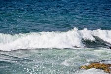 Free Wave Royalty Free Stock Photos - 6249768