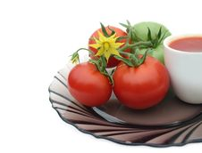 Free Tomatoes Red Stock Images - 6249804