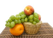 Free Yellow Basket Stock Photos - 6249893
