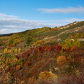 Free Autumn Colors On Hills Royalty Free Stock Photography - 6251157