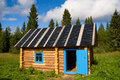 Free Cabin In Woods Stock Photo - 6251340