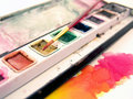 Free Watercolor Paint Royalty Free Stock Photography - 6254067