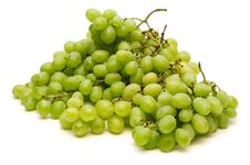 A Lot Of Grapes Stock Photo