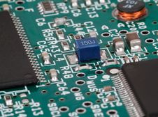 Free Printed Circuit Board Stock Photography - 6250582
