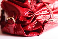 Free Red Bag Royalty Free Stock Photography - 6251147