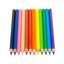Free Color Pencils Isolated On White Royalty Free Stock Photography - 6251407
