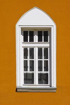 Free White Window Stock Image - 6251611