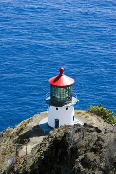 Free Hawaii Lighthouse Stock Photo - 6252310