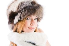 Free Close-up Portrait Of Young Lady Royalty Free Stock Photos - 6253028