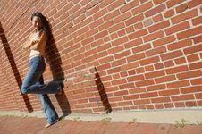 Free Fashion Girl Royalty Free Stock Images - 6253189