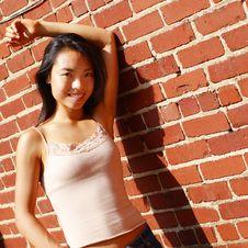 Free Fashion Girl Royalty Free Stock Images - 6253199