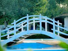 Free Blue Bridge Royalty Free Stock Images - 6253649