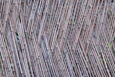 Free Bamboo Fence Stock Image - 6254151