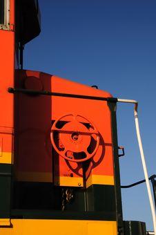 Free Locomotive Detail Stock Photo - 6254770