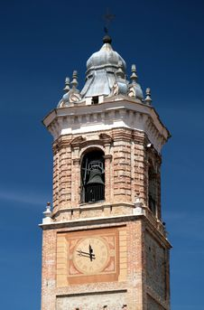 Free Church Tower Royalty Free Stock Photos - 6256398