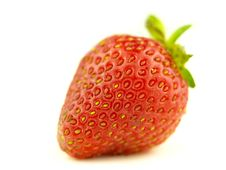 Free Strawberry In Zoom Royalty Free Stock Photos - 6256948