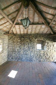 Free Inside Medieval Prison Stock Image - 6257551